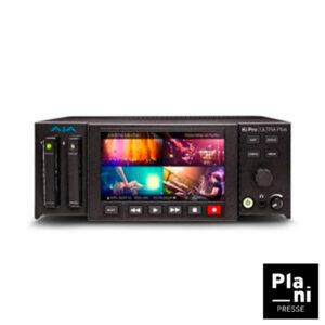 PLANIPRESSE | Enregistreurs Vidéo| AJA KI Pro Ultra Plus