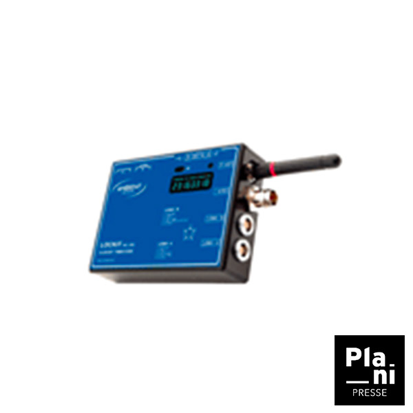 PLANIPRESSE |Time Code | Ambient – ACL 204 Lockit Box