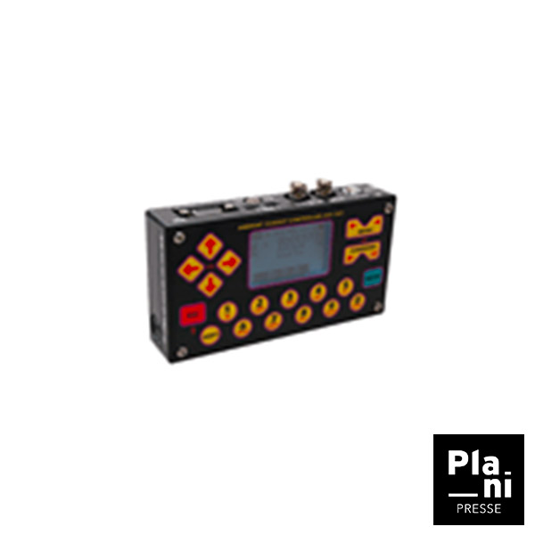 PLANIPRESSE |Time Code | Ambient Clockit controller ACC 501