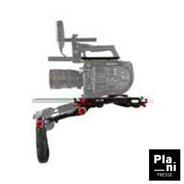 PLANIPRESSE |Crosses Épaule| Base plate Sony FS7/FS7 M2