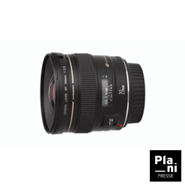 PLANIPRESSE  Optiques Photo   Canon EF 20MM f/2,8 Serie L