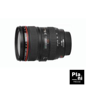 PLANIPRESSE | Serie TSE | Canon EF 24 – 105MM f/4 Serie L Stabilisé