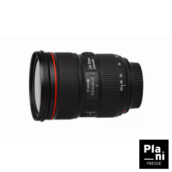 PLANIPRESSE | Serie TSE | Canon EF 24 – 70MM f/2,8 Serie L