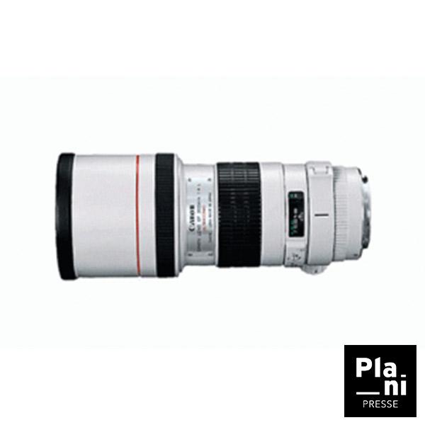 PLANIPRESSE  Optiques Photo   Canon EF 300MM f/4 Serie L Stabilisé