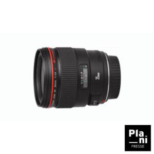 PLANIPRESSE |Optiques Photo | Canon EF 35MM f/1,4 Serie L