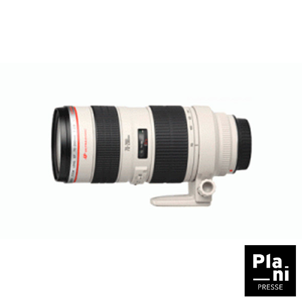 PLANIPRESSE | Serie TSE | Canon EF 70 – 200MM f/2,8 Serie L Stabilisé