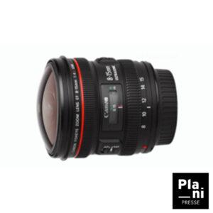 PLANIPRESSE | Serie TSE | Canon EF 8 – 15MM f/4 L Fisheye
