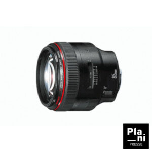 PLANIPRESSE |Optiques Photo | Canon EF 85MM f/1,2 Serie L