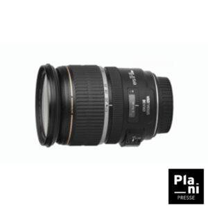 PLANIPRESSE | Serie TSE | Canon EF-S 17 – 55MM f/2,8 Stabilisé