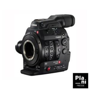 PLANIPRESSE | Caméra | Canon EOS C300 Mark II