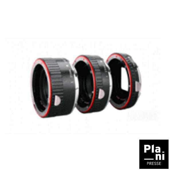PLANIPRESSE | Tube Allonge Macro | Canon Extension Tube Set (13, 21 & 31mm)