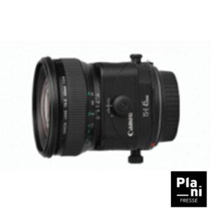 PLANIPRESSE | Serie TSE | Canon TS-E 45mm f/2.8