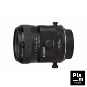 PLANIPRESSE | Serie TSE | Canon TS-E 90mm f/2.8