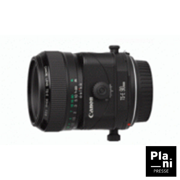PLANIPRESSE   Serie TSE   Canon TS-E 90mm f/2.8