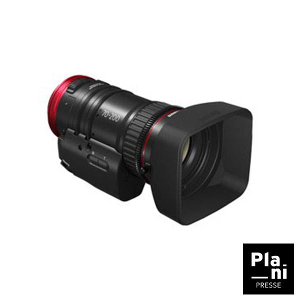 PLANIPRESSE   Optiques 35 MM   Canon CN-E 70-200 T4,4 monture EF