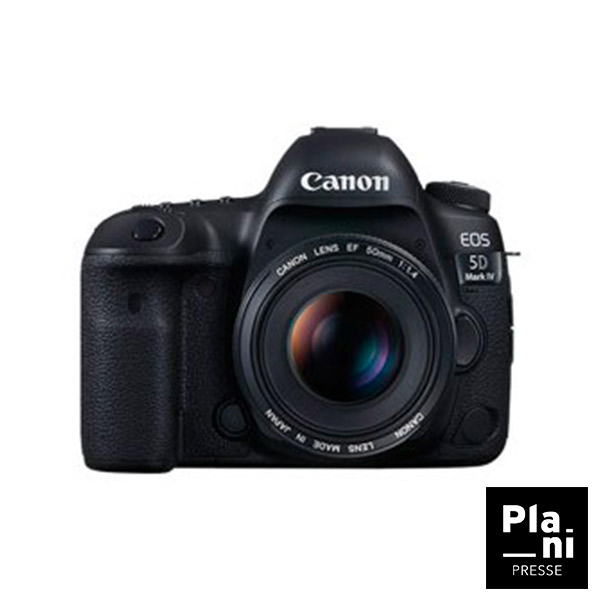 PLANIPRESSE | Caméra | Canon EOS 5D Mark IV