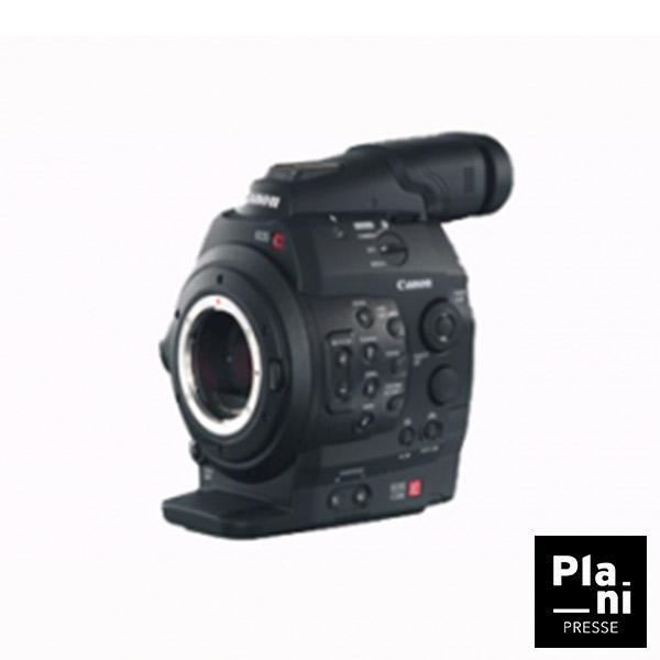 PLANIPRESSE | Caméra | Canon EOS C300 EF