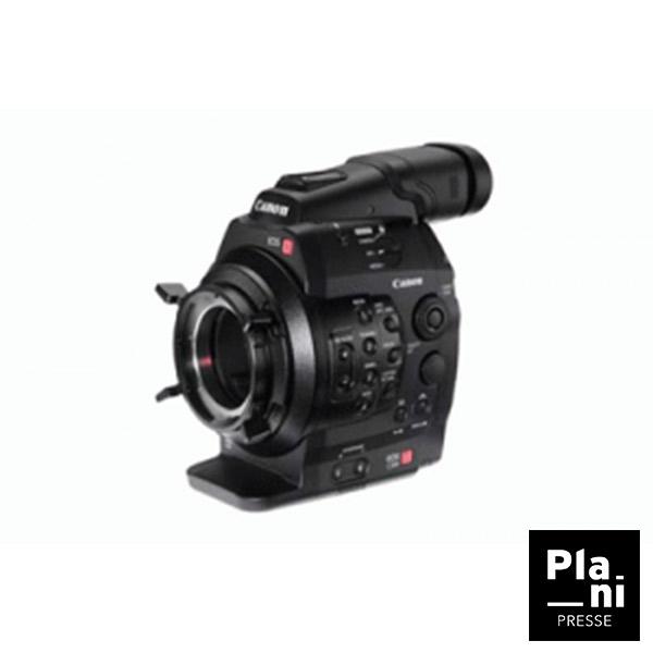 PLANIPRESSE | Caméra | Canon EOS C300 PL
