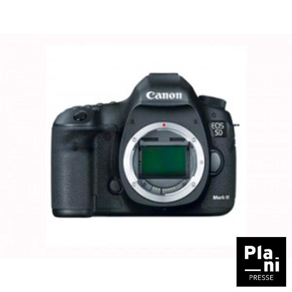 PLANIPRESSE | Caméra | Canon EOS 5D Mark III