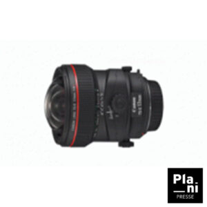 PLANIPRESSE | Serie TSE | Canon TS-E 17mm f/4 L