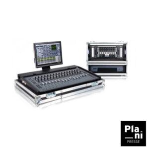 PLANIPRESSE | Console + Enregistreur Avid S3L | Console + enregistreur Système Avid S3