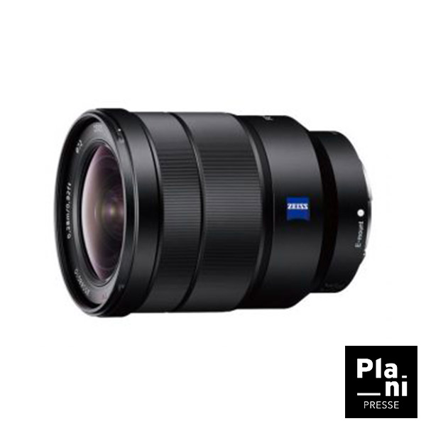 PLANIPRESSE | Optiques Photo Sony | FE 16-35 F4 Sony