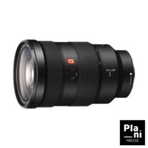 PLANIPRESSE | Optiques Photo Sony | FE 24-70 F2,8 Sony GM