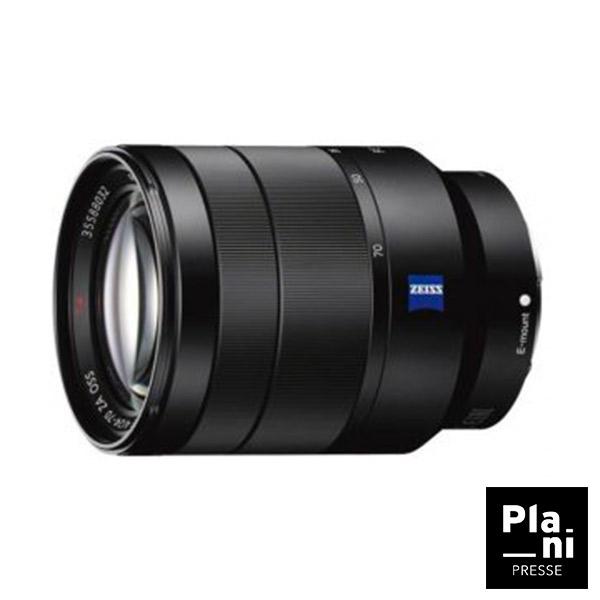 PLANIPRESSE | Optiques Photo Sony | FE 24-70 F4 Sony