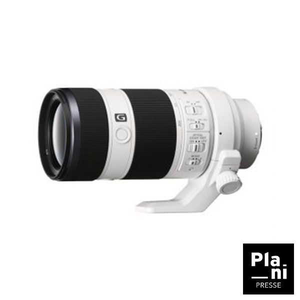 PLANIPRESSE | Optiques Photo Sony | FE 70-200 F4 Sony