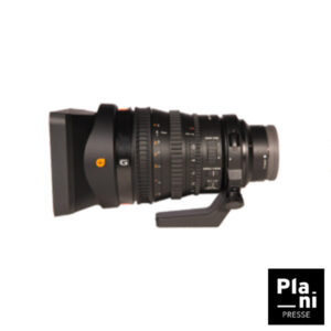PLANIPRESSE | Optiques Photo Sony | FE-PZ 28-135 F4 SONY