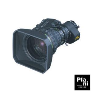 PLANIPRESSE | Zoom Vidéo 2/3 | Fujinon HA 22 x 7,8 BERM