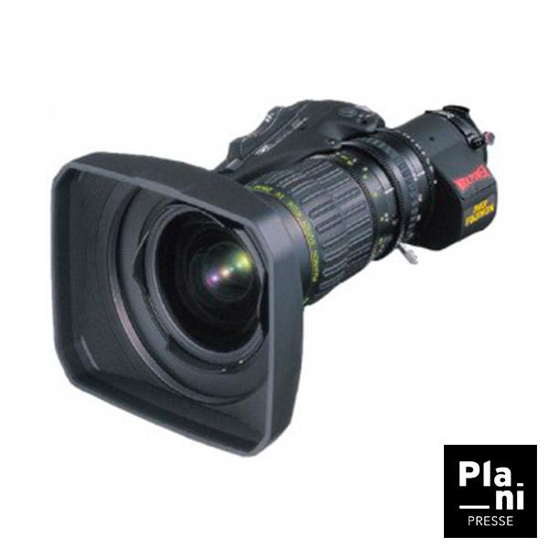 PLANIPRESSE | Zoom Vidéo 2/3 | Fujinon HA 23 x 7,6 BERD