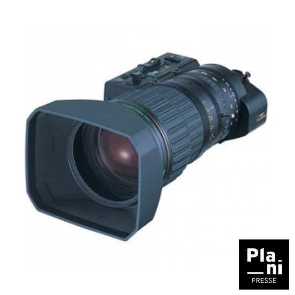PLANIPRESSE | Zoom Vidéo 2/3 | Fujinon HA 42 x 9,7 BERD