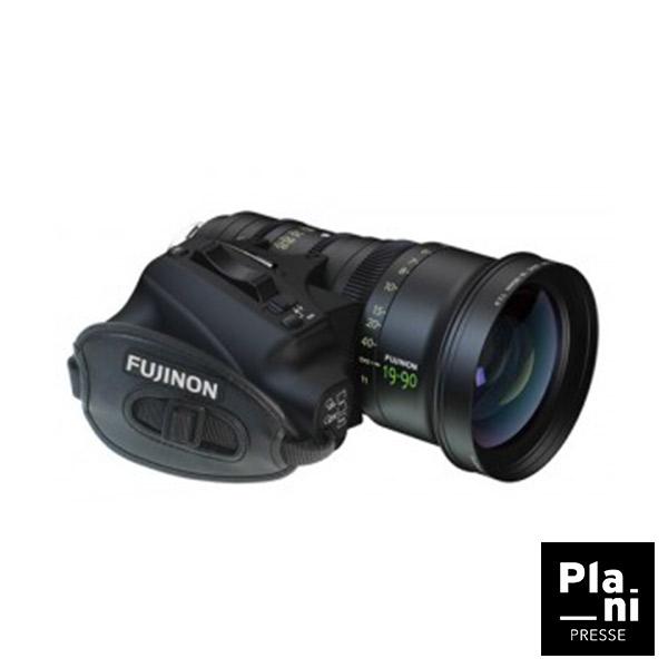 PLANIPRESSE | Optiques 35 MM | Fujinon ZK 4,7 x 19 / Cabrio 19-90
