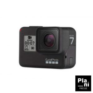 PLANIPRESSE | Caméra | GoPro Hero 7 Black