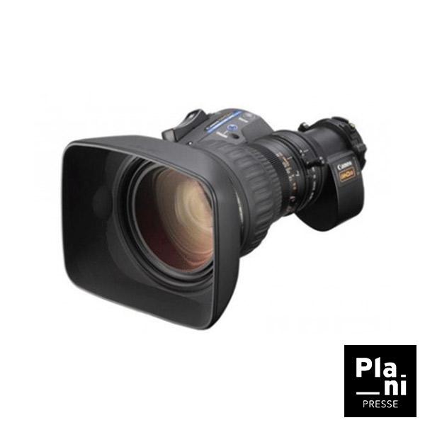 PLANIPRESSE | Zoom Vidéo 2/3 | Canon HJ 22 x 7,6
