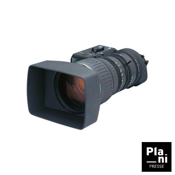 PLANIPRESSE | Zoom Vidéo 2/3 | Canon HJ 40 x 10