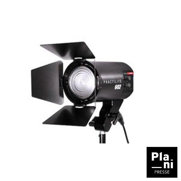 PLANIPRESSE   LED   Kinotehnik Practilite 602 LED bi-color Fresnel 90w