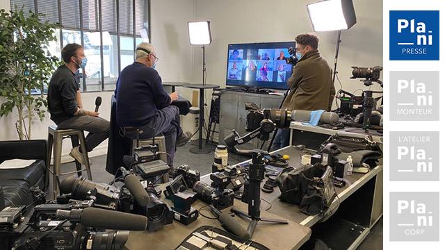 FRANCE TV STUDIO / TELEMATIN