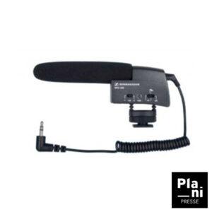 PLANIPRESSE | Autres Micros | Micro pour appareils photo Sennheiser MKE4OO