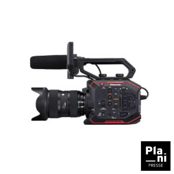PLANIPRESSE | Caméra | Panasonic AU-EVA1