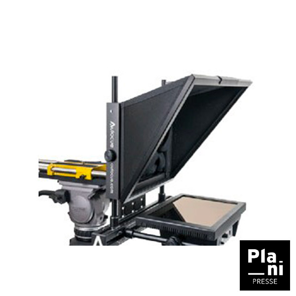 PLANIPRESSE  Prompteur  Prompteur Autocue MSP20 Master Series + logiciel Qmaster