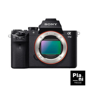 PLANIPRESSE | Caméra | Sony Alpha 7S Mark II