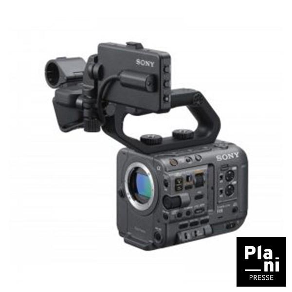 PLANIPRESSE | Caméra | Sony Cinema Line FX6