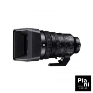 PLANIPRESSE | Optiques Photo Sony | Sony EPZ 18-110mm