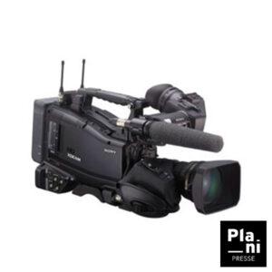 PLANIPRESSE | Caméra | Sony PXW-X500