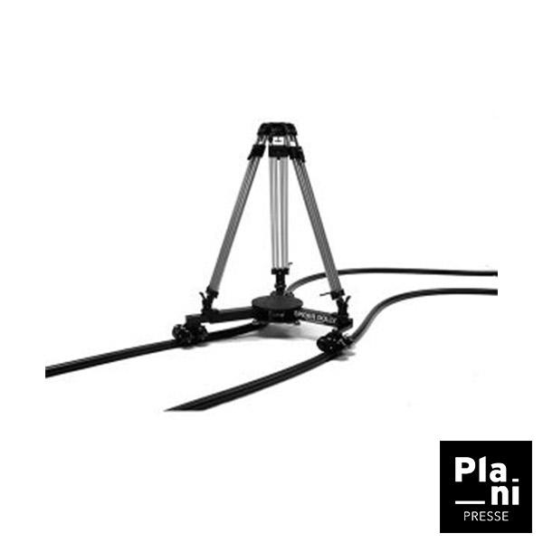 PLANIPRESSE | Slider | Spider Dolly Flex Track
