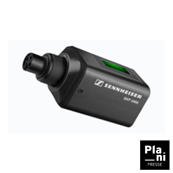 PLANIPRESSE | Systèmes HF | Sennheiser Emetteur Plug-on SKP 2000
