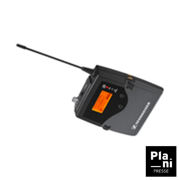 PLANIPRESSE | Systèmes HF | Sennheiser Emetteur SK 2000