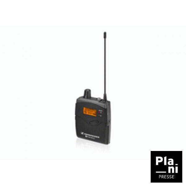 PLANIPRESSE | Monitoring HF | Sennheiser Recepteur EK 300 iem G3